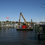 River Club Marina – Dredging
